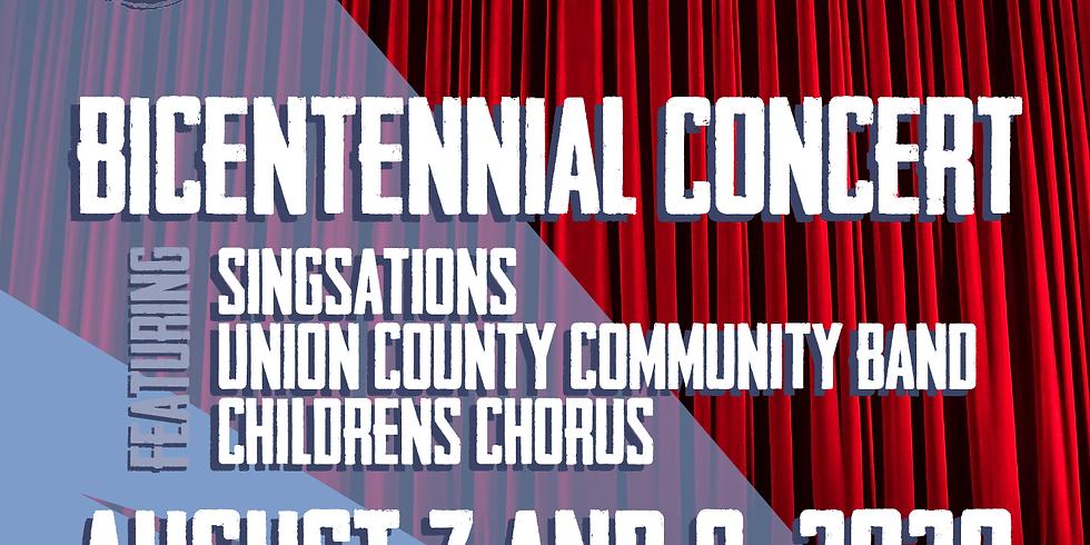 Bicentennial Concert - Saturday