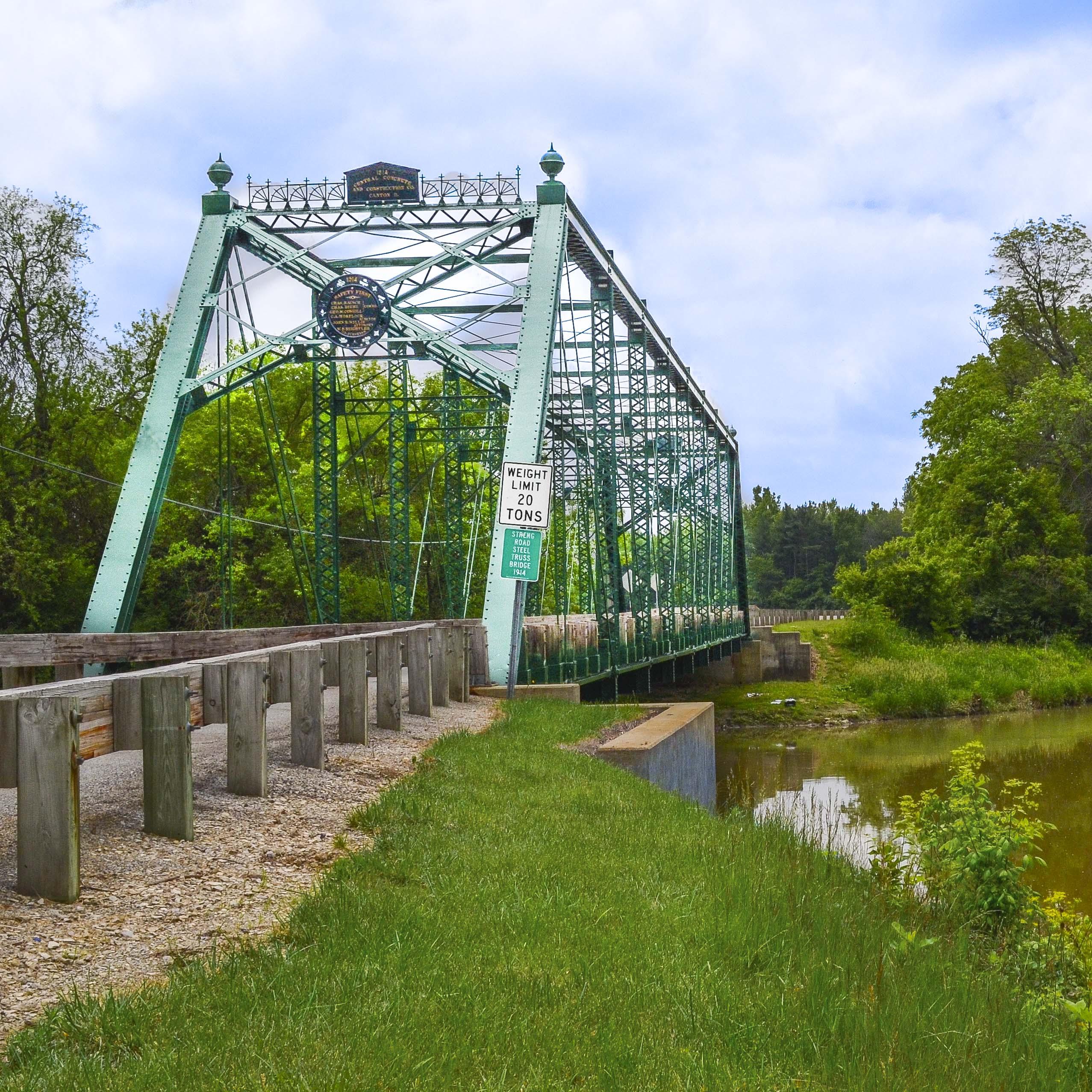 Strong Road Bridge