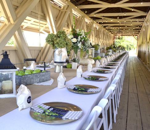 Pottersburg Covered Bridge Event Venue