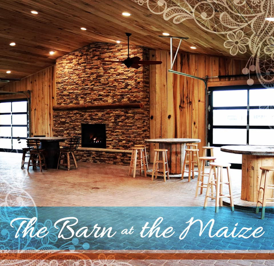The Maize at Little Darby Creek Wedding Venue
