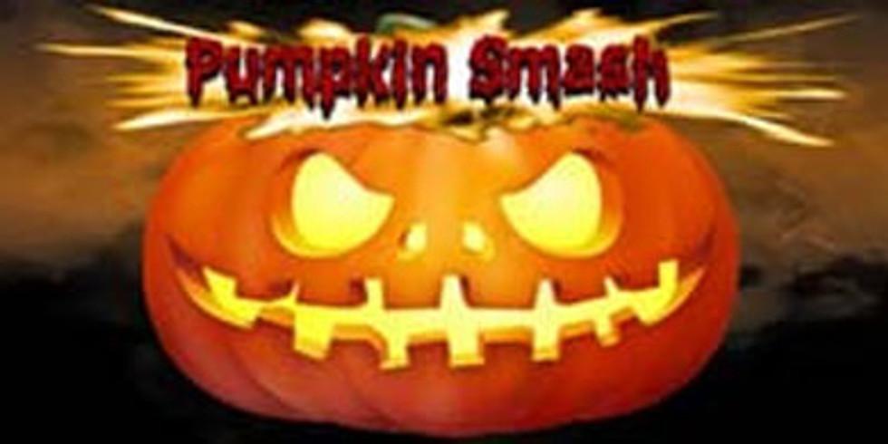 The Great Pumpkin Smash Contest