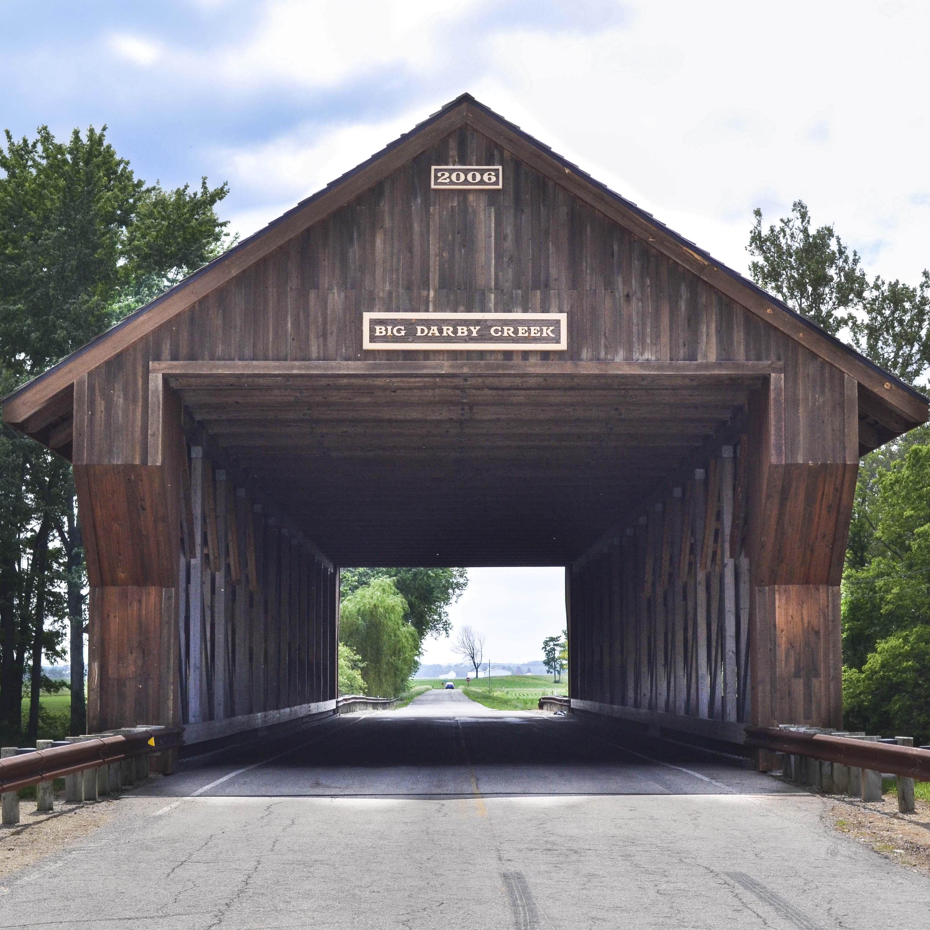 Buck Run Covered Bridge