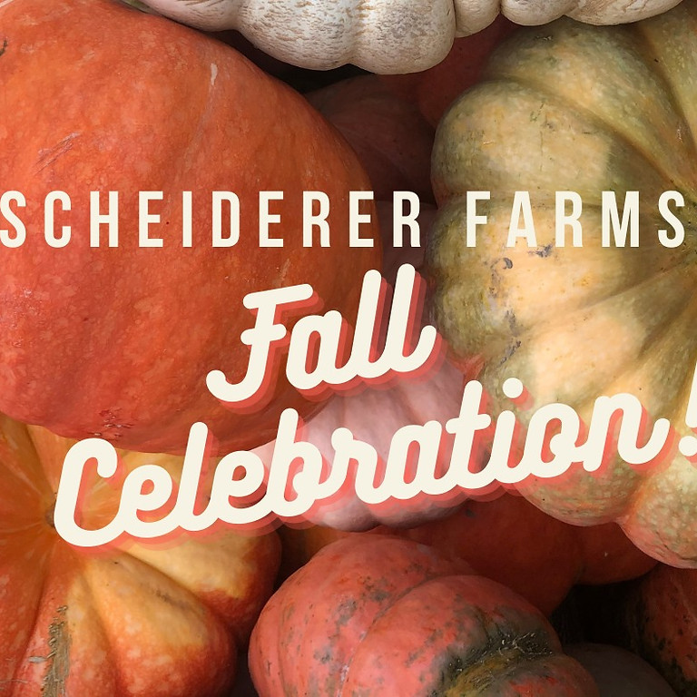Fall Celebration at Scheiderer Farms