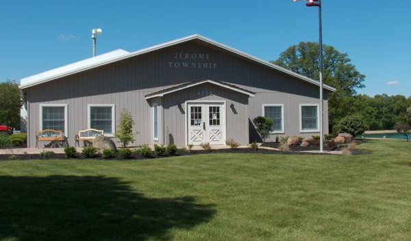 Jerome Township Hall