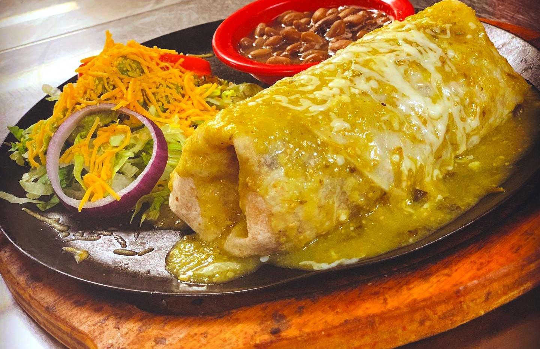 Crazy Burrito