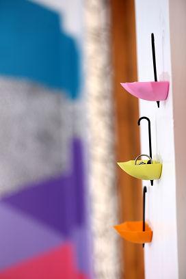 umbrella keyholder
