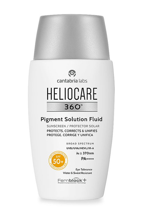 Heliocare Pigment Solution Fluid SPF 50+