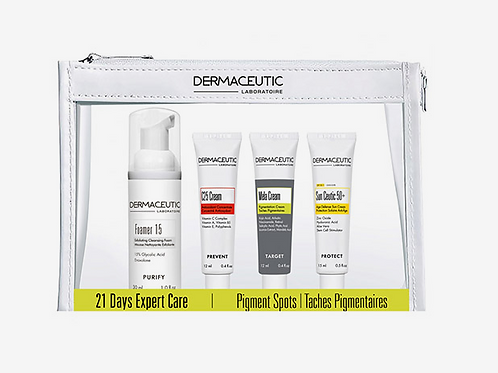 Dermaceutic 21 Day Expert Care Pigment Spots Kit