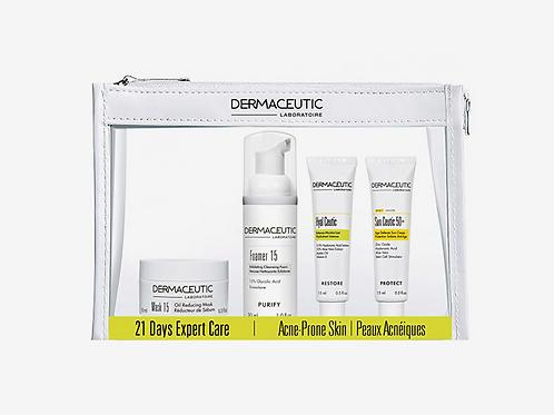 Dermaceutic 21 Day Expert Care Acne Prevention Kit