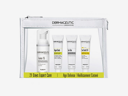 Dermaceutic 21 Day Expert Care Age Defence Kit