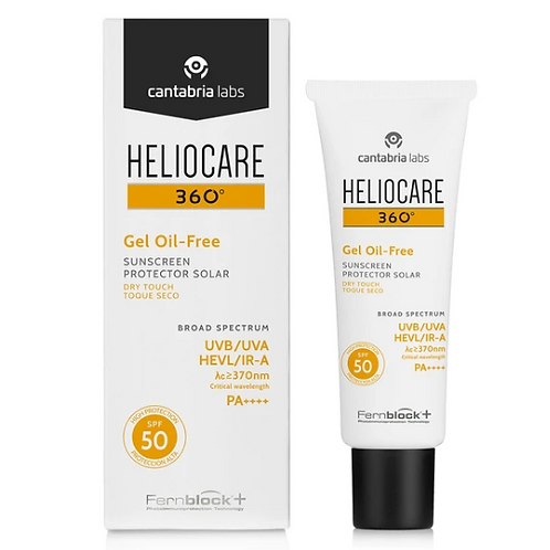 Heliocare 360 ° Oil Free Gel