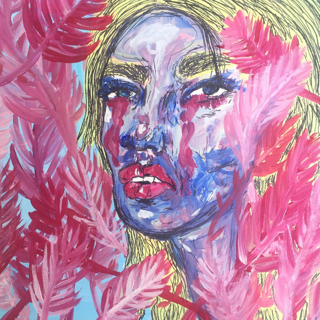 jungle lady 1