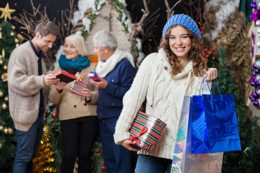 Elderly Care in North Royalton OH: Avoiding Crime While Holiday Shopping