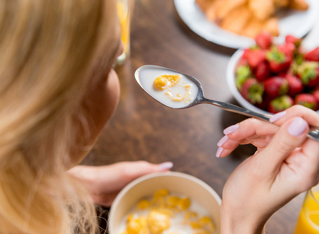 Can Breakfast Help Your Senior Lose Weight?