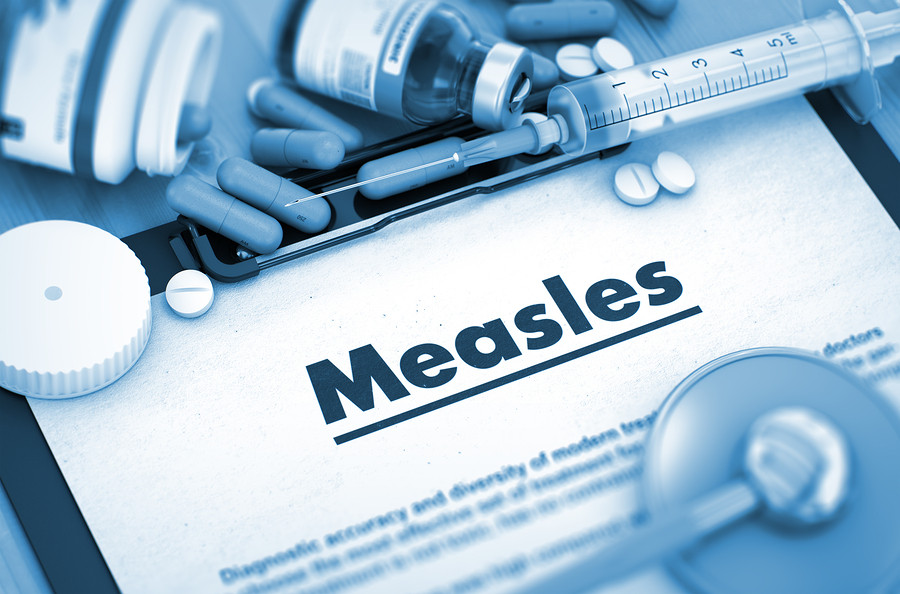Senior Care in Parma OH: Measles and Older Adults