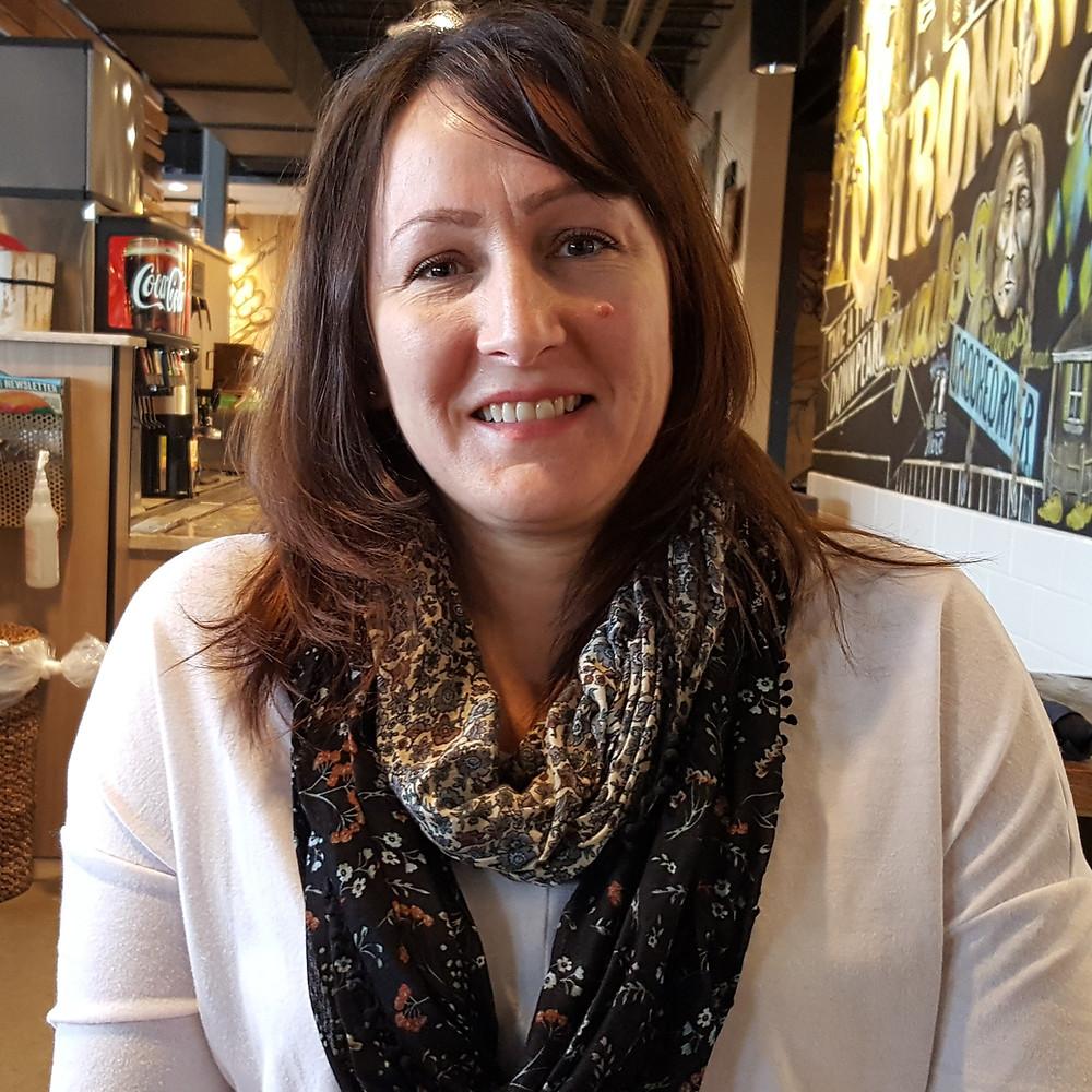 Jodi Whitaker, Caregiver of the Month June 2018