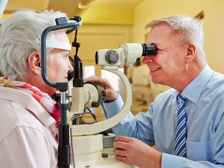 Five Ways to Help a Senior with Vision Problems