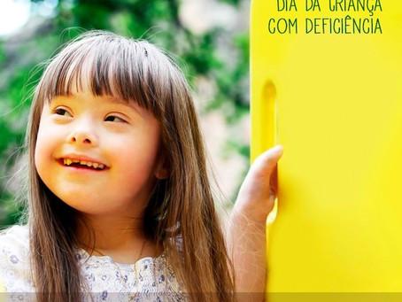 Dia da Criança com Deficiência