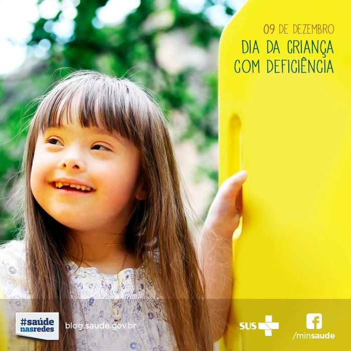 Criança com deficiência