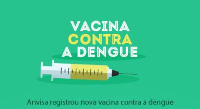 Vacina contra a Dengue: Você poderá recebê-la ainda este semestre! (esta é a previsão)
