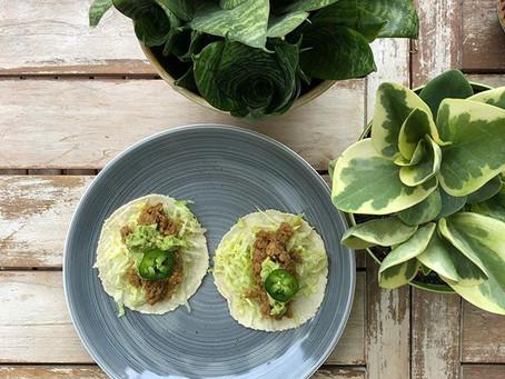 Vegan Tex~Mex Tacos