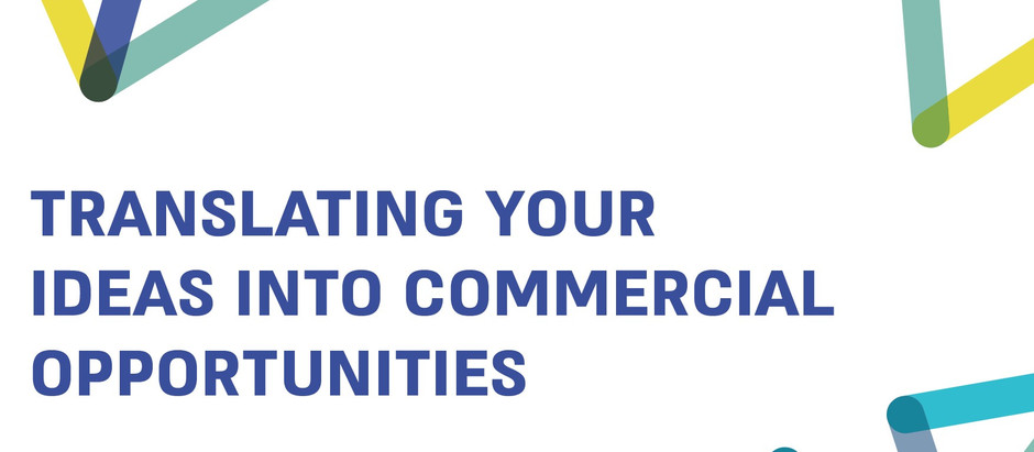 Ilanit Conference - Eilat - Feb. 2020      Translating your ideas into commercial opportunities