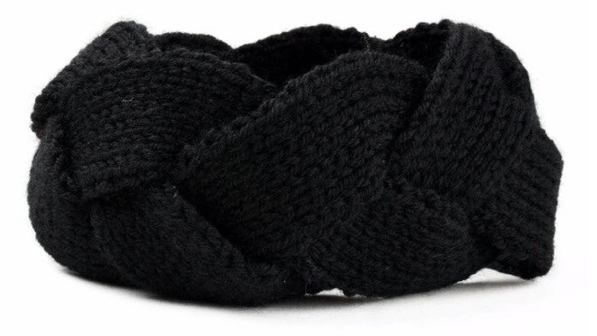 Warm & Black Headband