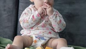 Sormiruokailu - lapsentahtisuutta ja ruokailoa