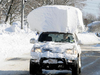 5 Things RV'ers in the Northeastern states need to Know about Winters