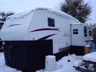 5 Tips and Tricks for Winter RV'ing