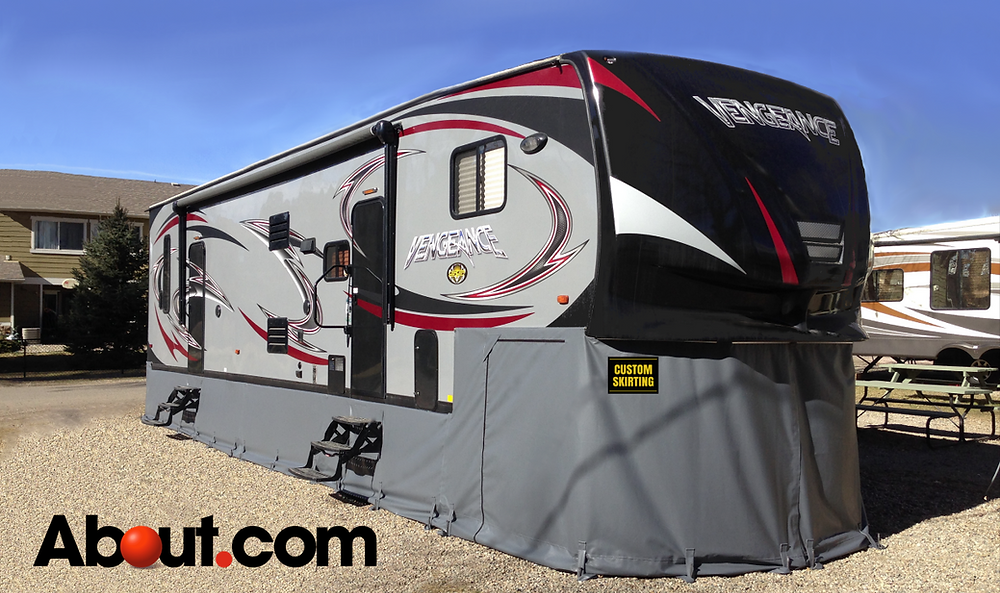 Custom RV Skriting and about.com