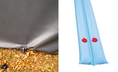 2 Easy Ways to Tie Down our Skirting