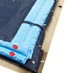 Double Water Tubes Winter Cover Weights