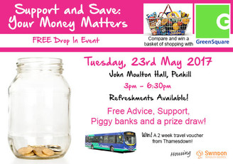 Support and Save: Your Money Matters