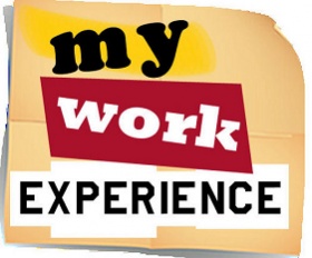 Work Experience – not just for youngsters!