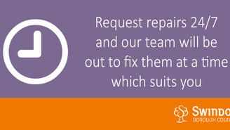 Tenants can now request and book repairs appointments online