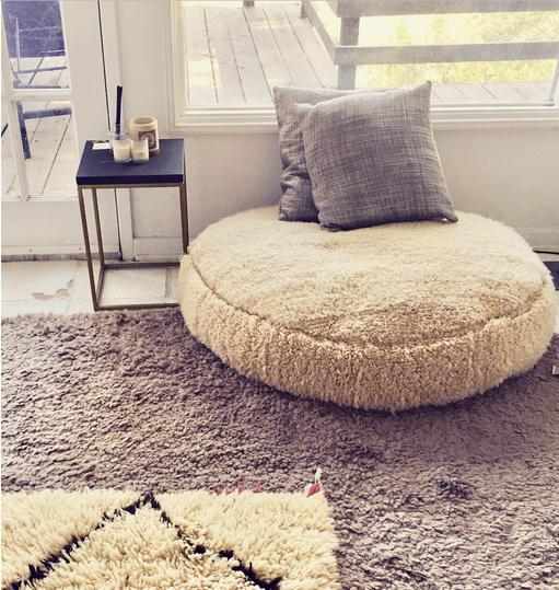 Poufs bedrooms