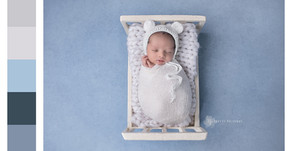 How to Stylize Setups for Newborn and Baby Sessions