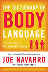 Joe Navarro Dictionary of Body Language