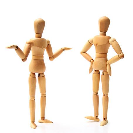 The key to understanding body language