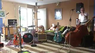 BUSSTOP ROKKERS 2.LIVEnSTREAM Konzert aus dem Salon DocScneider