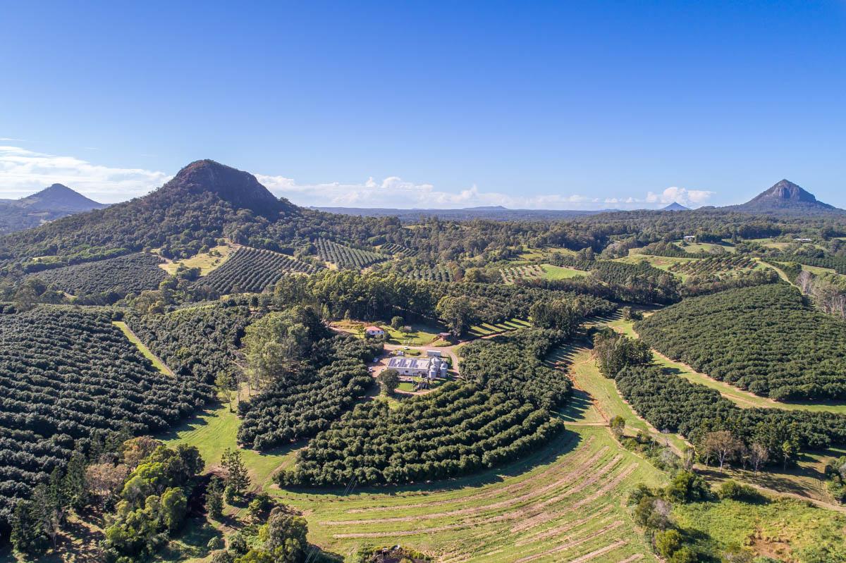 Sunshine Coast Aerial Photography