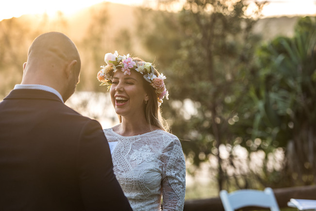 Noosa Elopement Photography