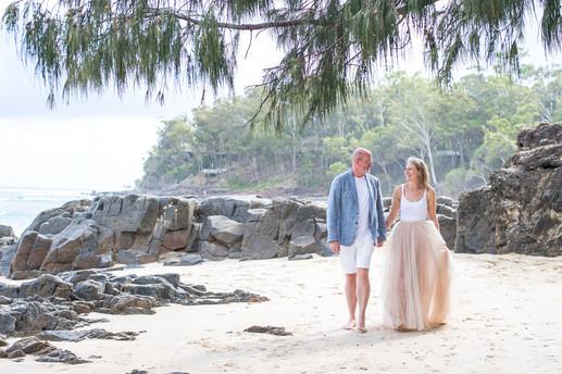 Noosa Beach Wedding Photography