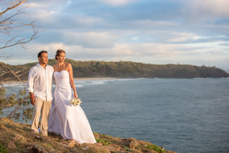 Noosa National Park Wedding Photography