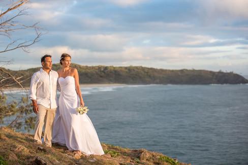 Noosa National Park Wedding Photography