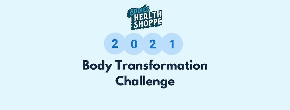 Copy of Copy of 2021 Body Transformation