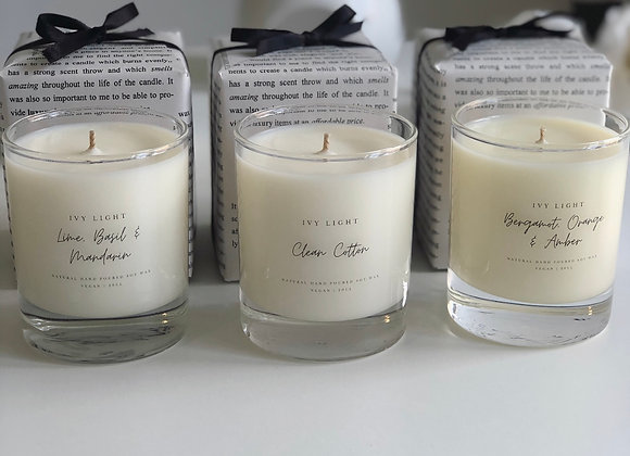 The Ivy Light Candle Trio