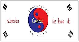 Australian Combat Tae Kwon Do logo.