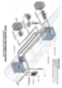 Suspended Holding Tank Schematic